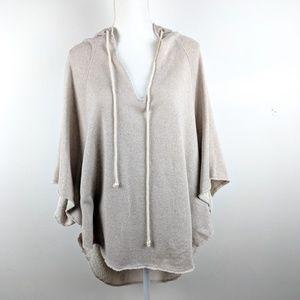 Victoria's Secret Medium Hooded Poncho Sweatshirt
